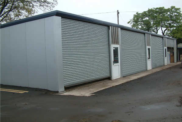 Industrial Units to let in Doncaster, S Yorks